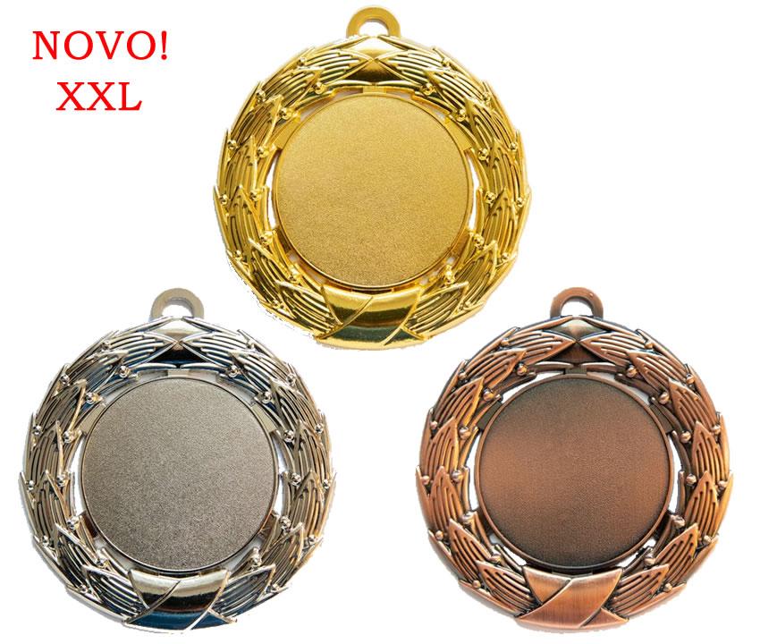 Medalje 9143 - Velike medalje Ø 85mm