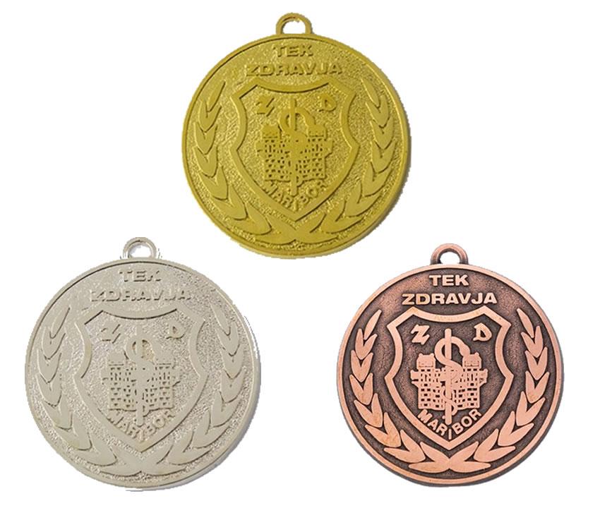 Izdelava medalj po naročilu